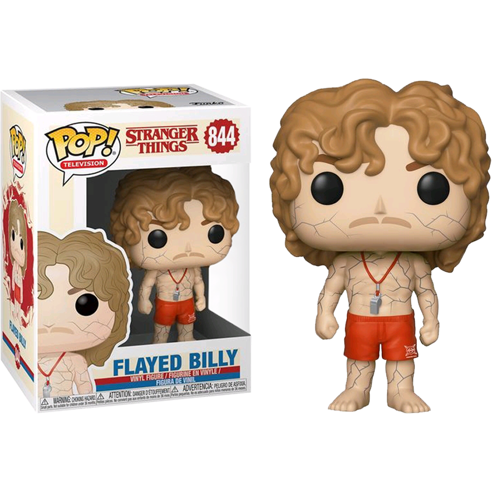 Funko  Billy Hargrove - Билли Харгров